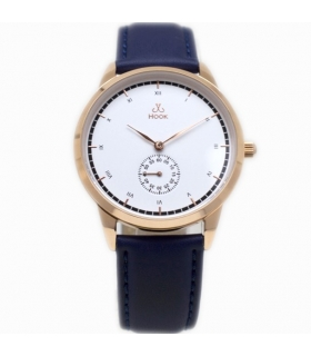 Reloj White Atlantic Rose Gold