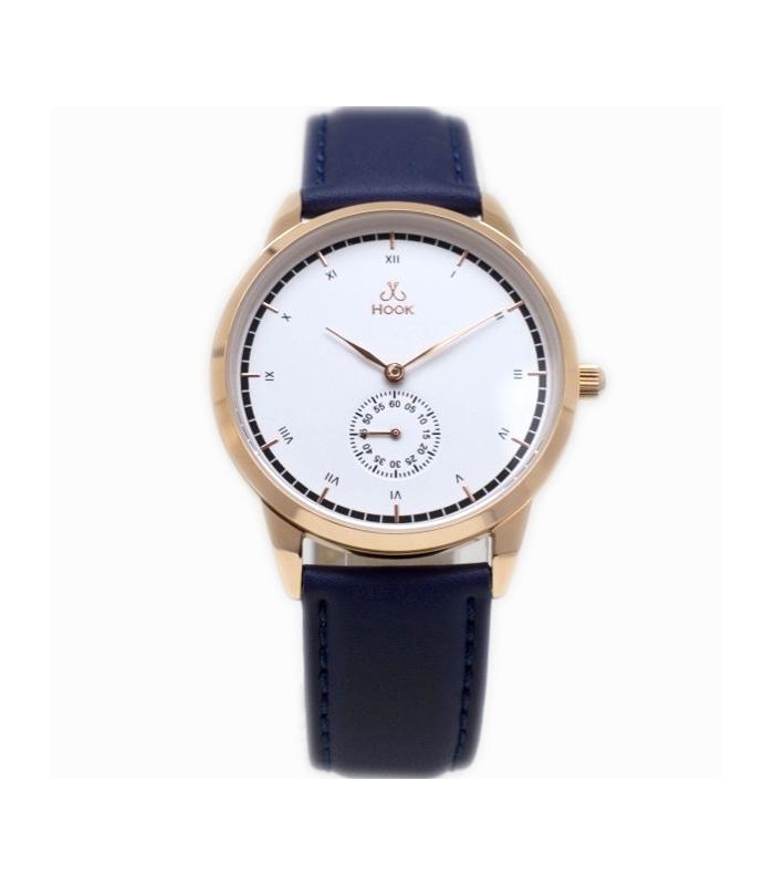 Reloj White Atlantic Rose Gold