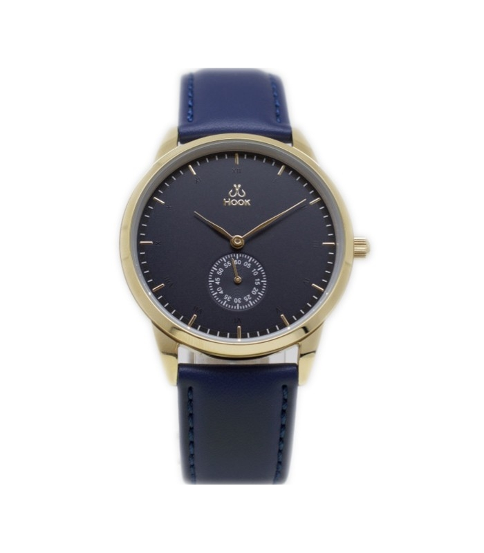 Reloj Blue Atlantic Golden