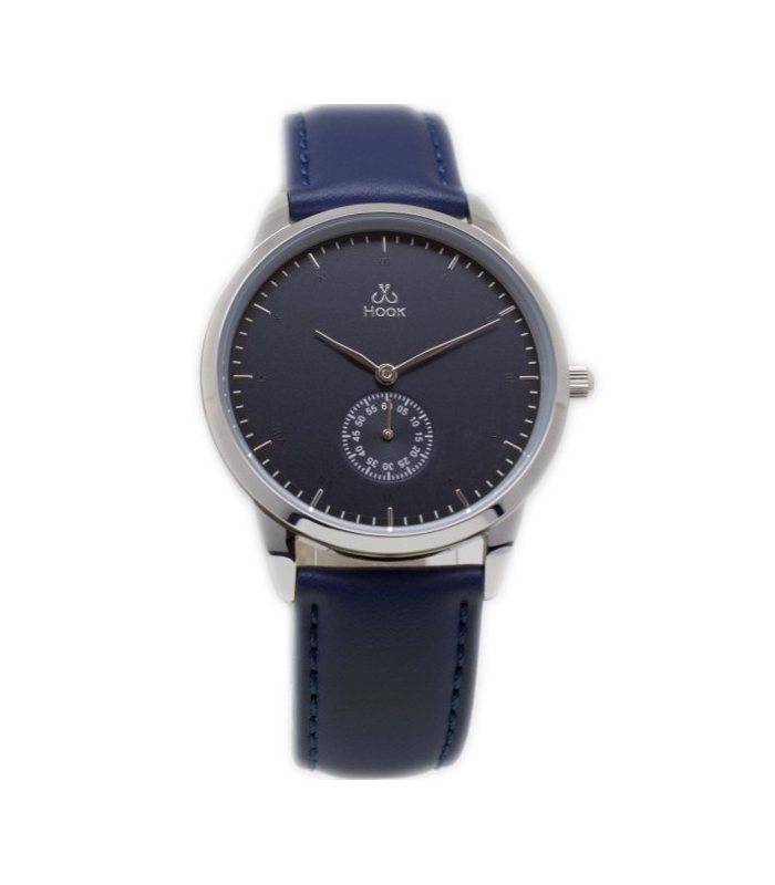 Reloj Blue Atlantic Silver
