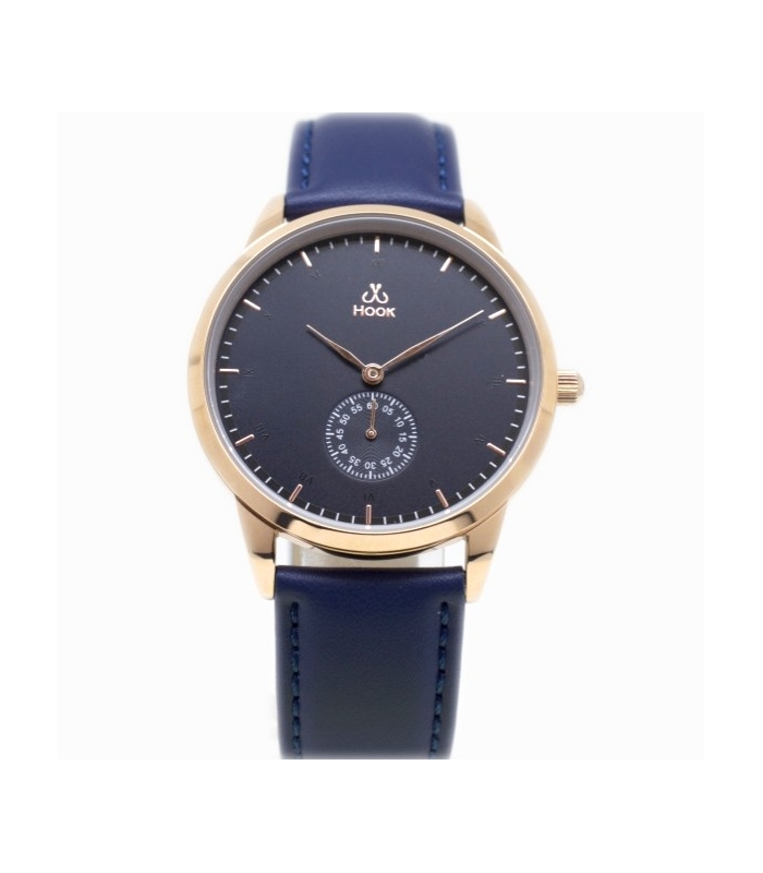 Reloj Blue Atlantic Rose Gold