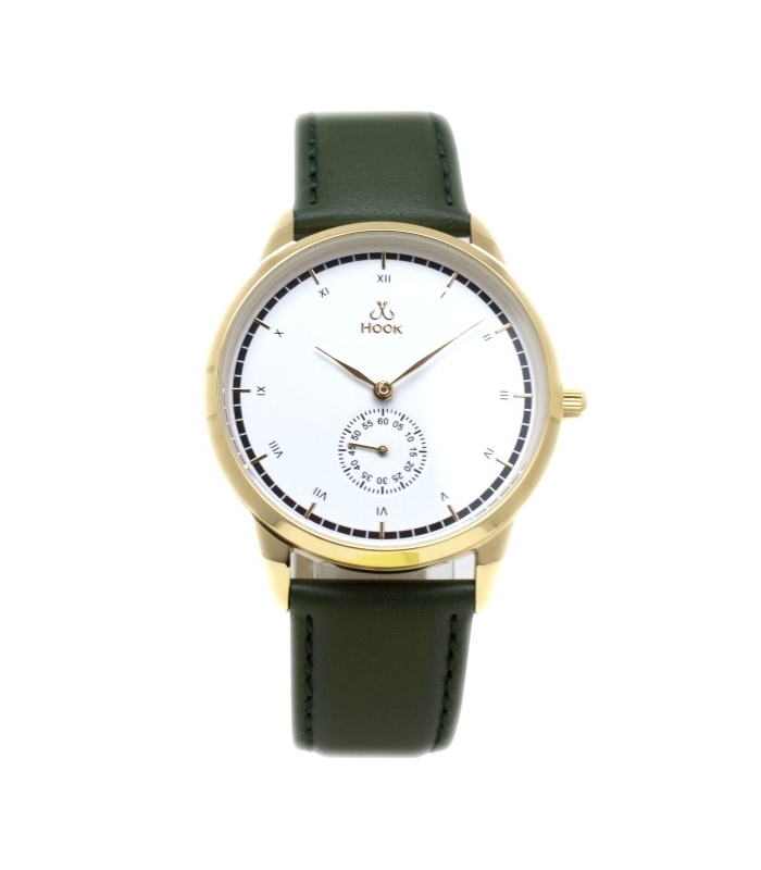 Reloj White Pacific Golden