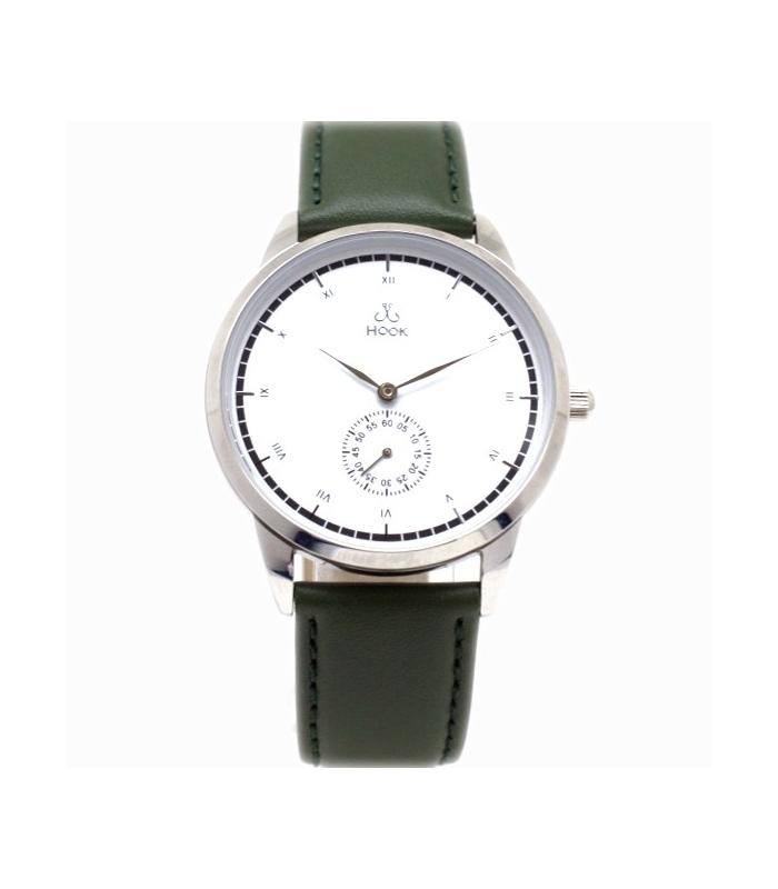 Reloj White Pacific Silver