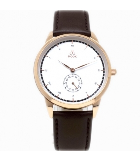 Reloj White Arctic Rose Gold