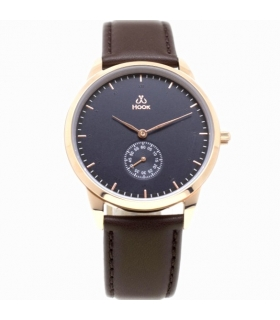 Reloj Blue Arctic Rose Gold