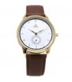 Reloj White Indian Golden