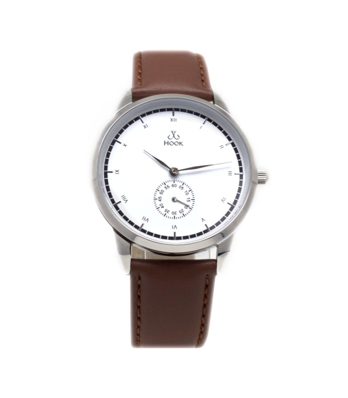 Reloj White Indian Silver