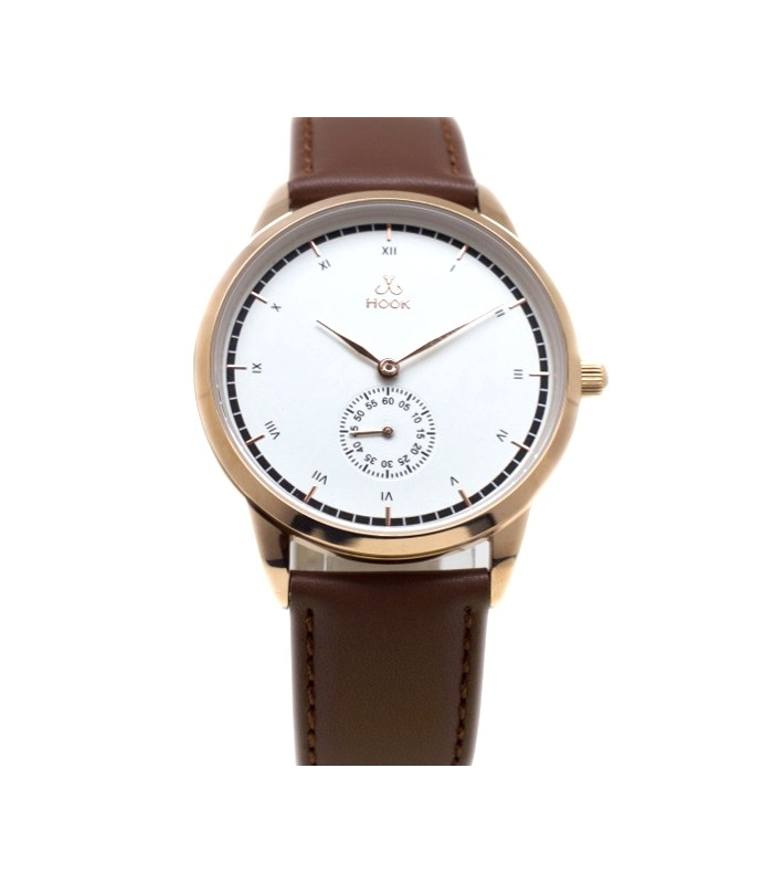 Reloj White Indian Rose Gold