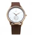 Reloj White Indian Rose Gold