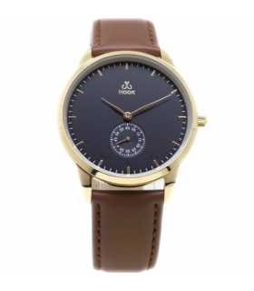 Reloj Blue Indian Golden
