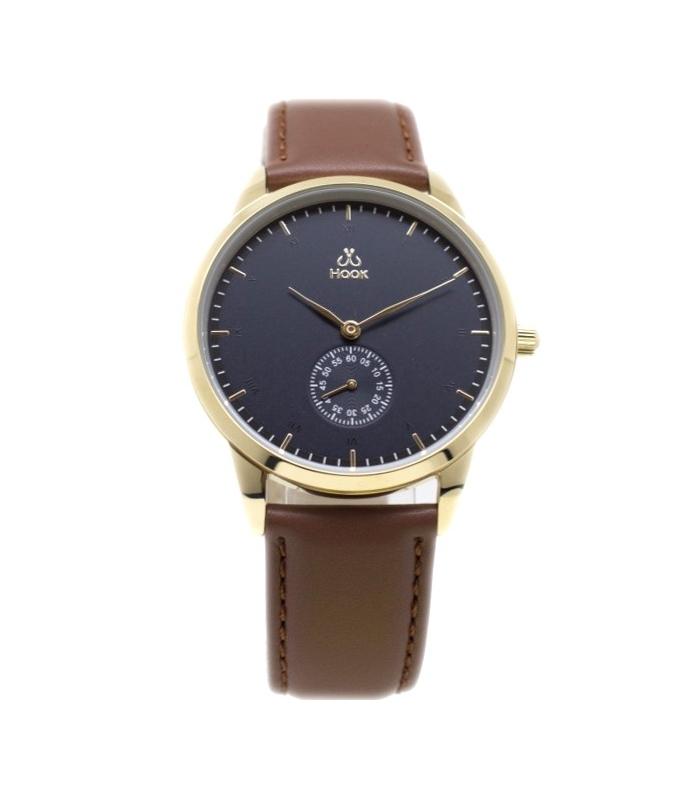 Reloj Blue Indian Golden