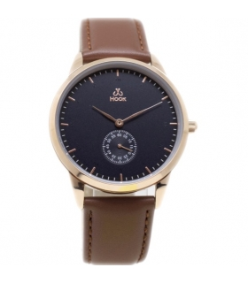 Reloj Blue Indian Rose Gold
