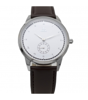 White Arctic Silver