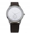 Reloj White Arctic Silver