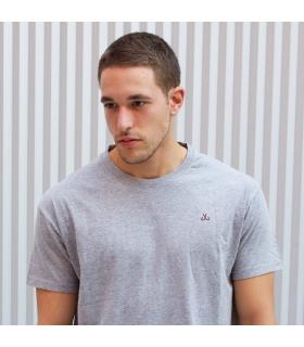 Camiseta Basic Gris