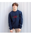 Sudadera University Blue