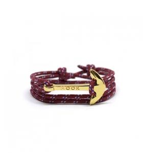 Barrika Anchor Bracelet