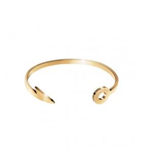 Hook Gold Cuff