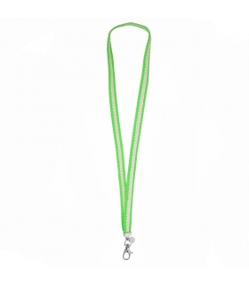 Green Fluor Lanyard