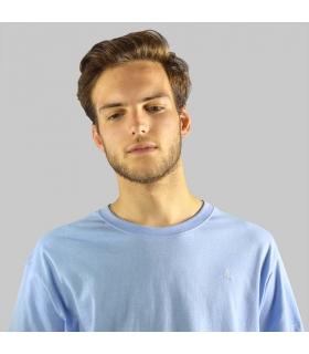 Camiseta Basic Celeste