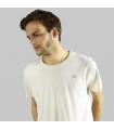Camiseta Basic Crema