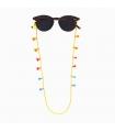 Cordón de Gafas Mini Pompones