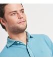 Light Blue Pique Shirt