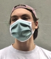 Homologated Reusable Green Face Mask