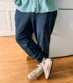 Pantalón Jogger Stone Algodón Orgánico